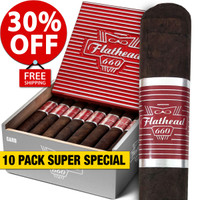 CAO Flathead V660 Carb (6x60 / 10 PACK SPECIAL) + 30% OFF RETAIL! + FREE SHIPPING ON YOUR ENTIRE ORDER!
