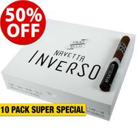 Fratello Navetta Inverso Corona (5.875x46 / 10 PACK SPECIAL) + 50% OFF RETAIL!