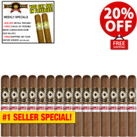 Perdomo Small Batch Sun Grown Half Corona (4x46 / 15 PACK SPECIAL) + 20% OFF RETAIL! + FREE 2-PACK CUBAN HEIRLOOM ($20 VALUE) + FREE SHIPPING ON YOUR ENTIRE ORDER!