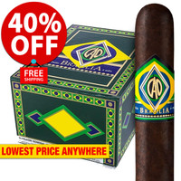CAO Brazilia Lambada Toro (6x50 / Box 20) + 40% OFF RETAIL PRICING! + FREE SHIPPING ON YOUR ENTIRE ORDER!
