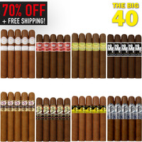 THE BIG 40 FIRE SALE (Various Sizes / 40 PACK SPECIAL) + 70% OFF RETAIL! + FREE SHIPPING ON YOUR ENTIRE ORDER!