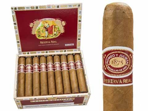 Romeo y Julieta Reserva Real Robusto (5x52 / Box 25)