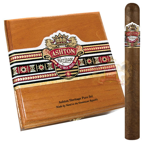 Ashton Heritage Puro Sol Churchill (6.75x48 / Box 25)
