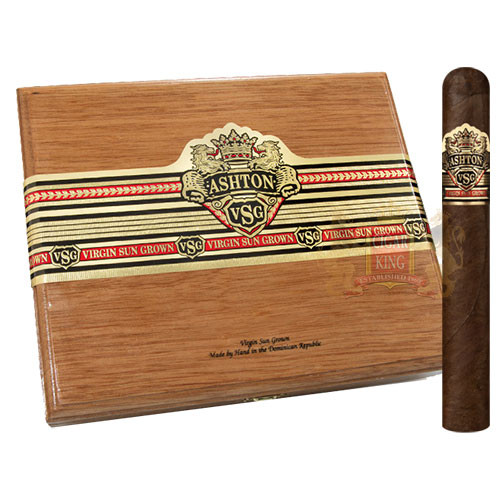 Ashton VSG Robusto (5.5x50 / Box 24)