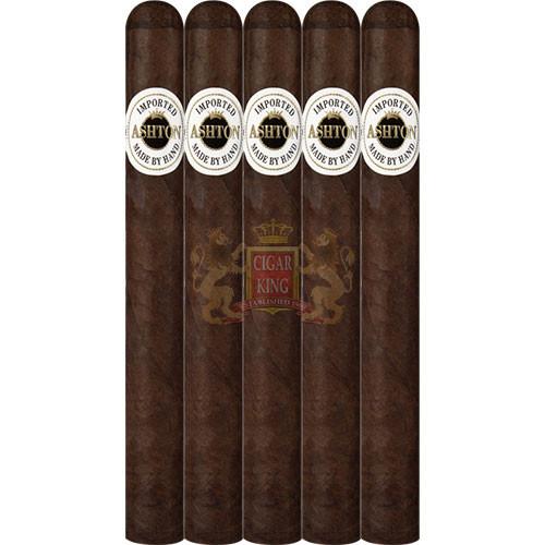 Ashton Aged Maduro No. 60 (7.5x52 / 5 Pack)
