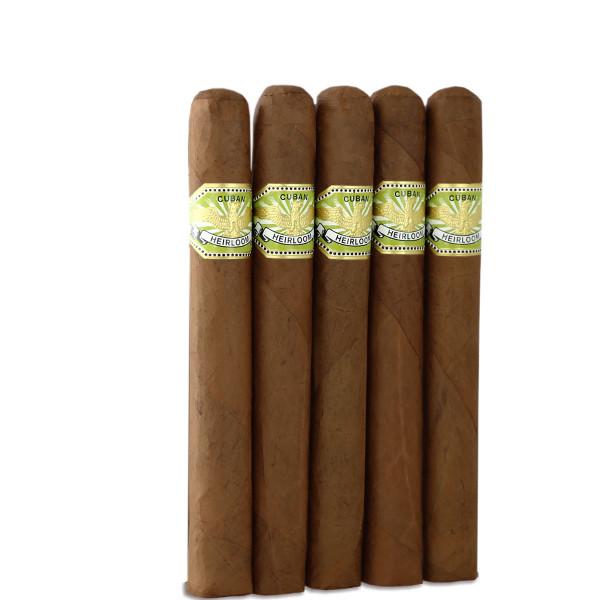 Cuban Heirloom Cameroon Churchill (7x50 / 5 Pack)