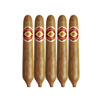 Diamond Crown No. 6 Figurado (6x46-54 / 5 Pack)