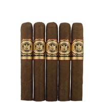 Arturo Fuente Don Carlos Robusto (5.25x50 / 5 Pack)
