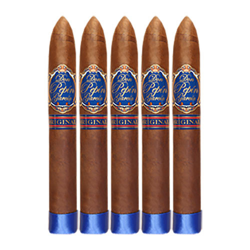 Don Pepin Garcia Blue label Imperiales (6.13x52 / 5 Pack)