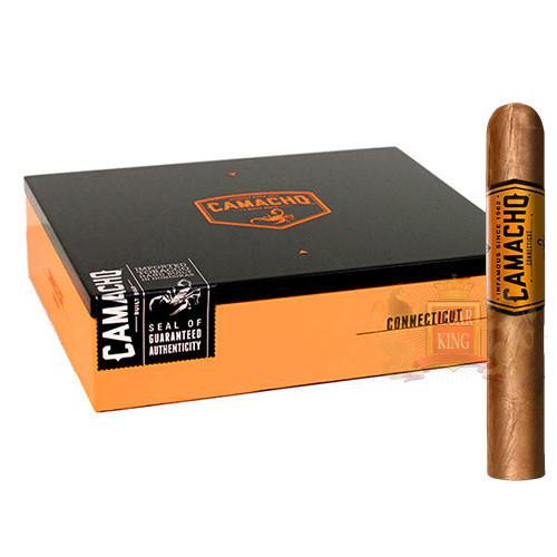 Camacho Connecticut Robusto (5x50 / Box 20)