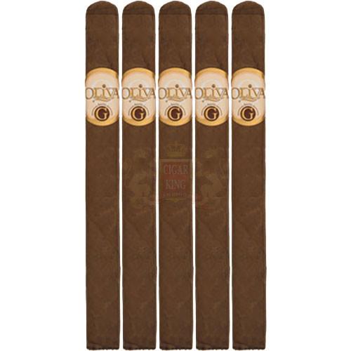 Oliva Serie G Cameroon Churchill (7x50 / 5 Pack)