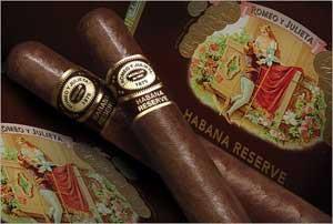 Romeo y Julieta Habana Reserve Short Churchill Tube (4.75x54 / 5 Pack)