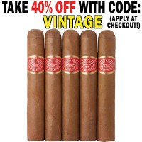 Romeo y Julieta Vintage No. 4 (7x48 / 5 Pack)