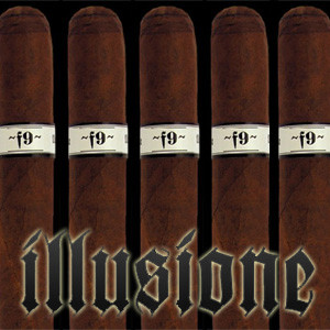 Illusione 88 Robusto (5x52 / 5 Pack)