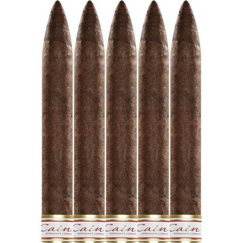 Cain Maduro 654T Torpedo (6x54 / 5 Pack)