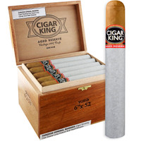 Cigar King Aged Reserve Natural Gigante (6x60 / Box 20)
