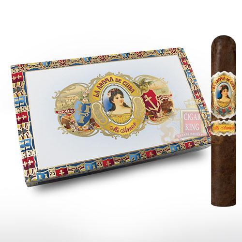 La Aroma de Cuba Mi Amor Robusto (5x50 / Box 25)