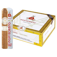 Montecristo White Robusto Grande Tube (5x52 / Box 15)