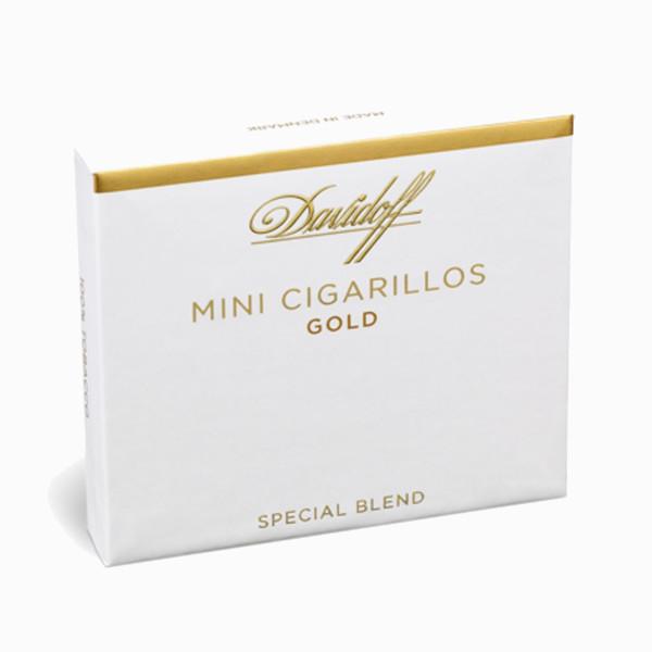 Davidoff Mini Cigarillo Gold (3.5x20 / Pack of 20)