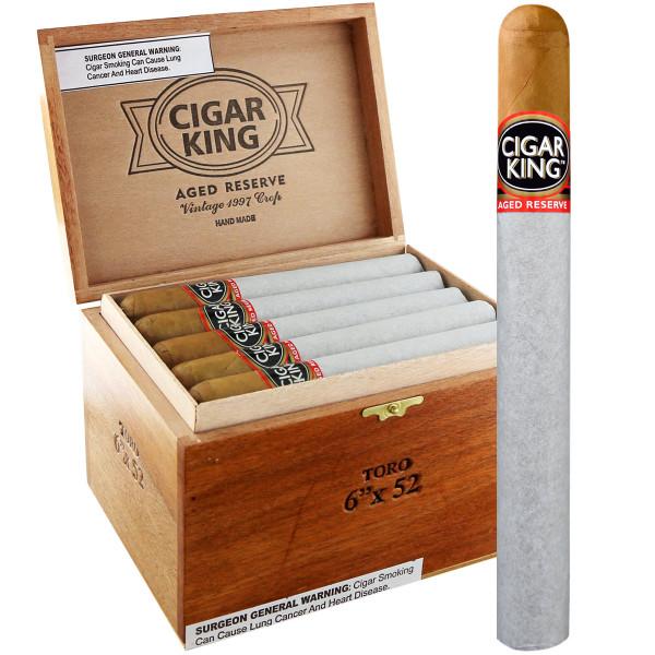 Cigar King Aged Reserve Natural Churchill (7x50 / Box 25)