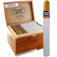 Cigar King Aged Reserve Natural Churchill (7x50 / Box 25)