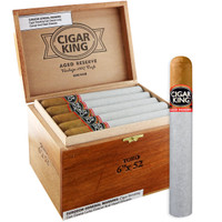 Cigar King Aged Reserve Natural Robusto (5x50 / Box 25)