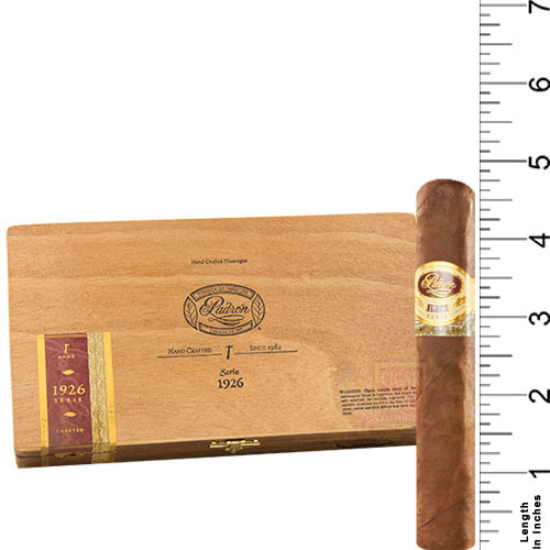 Padron Serie 1926 No. 6 Natural (4.75x50 / Box 24)