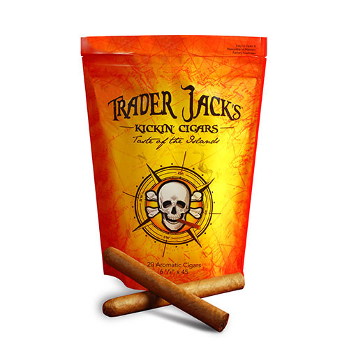 Trader Jacks Aromatic (6.25x45 / Pack of 20)