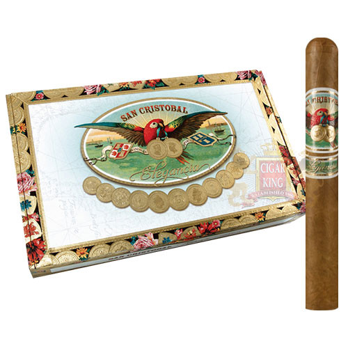 San Cristobal Elegancia Corona (5.5x46 / Box 25)