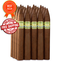 Cuban Heirloom Sun Grown Torpedo (6x54 / Bundle of 20)