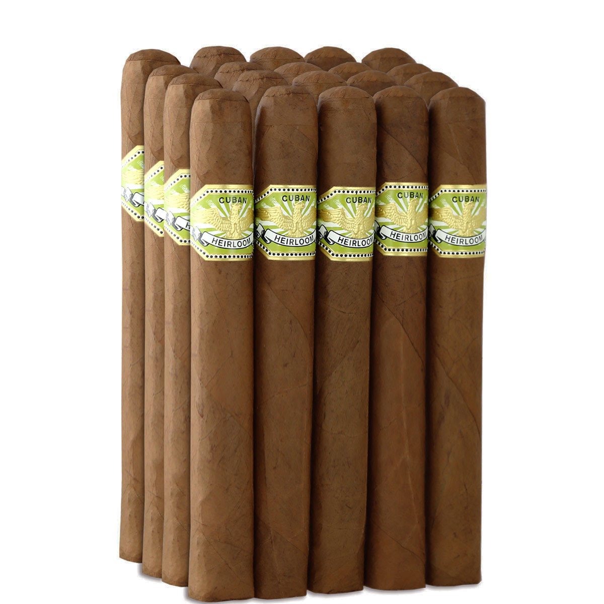 Cuban Heirloom Cameroon Churchill (7x50 / Bundle of 20)