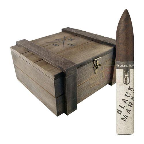 Alec Bradley Black Market Torpedo (6.125x54 / Box 22)