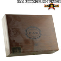 *SOLD OUT* Casa Fernandez Miami Petite Robusto [7 YEARS AGED / 2011] (4.5x52 / Box 15)