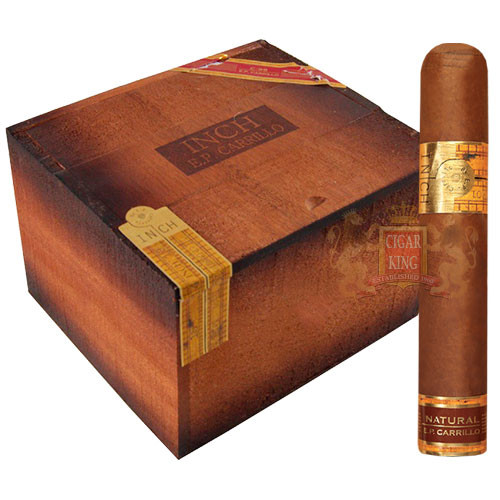 E.P. Carillo Inch Natural No. 60 (5.88x60 / Box 24)