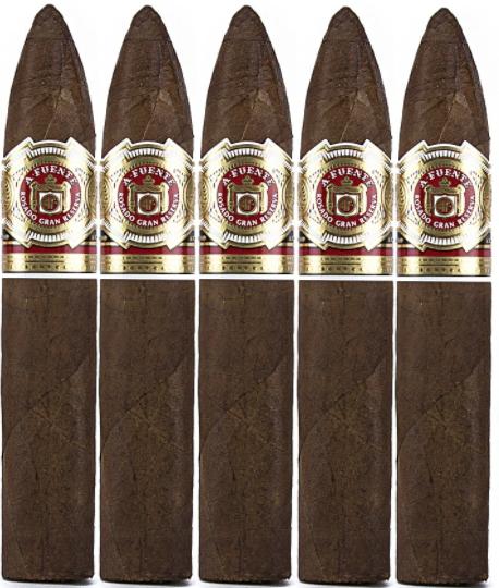 Arturo Fuente Magnum R 58  (5.25x58 / 5 Pack)