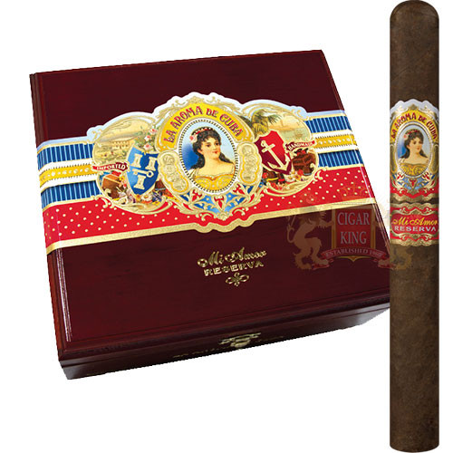 La Aroma de Cuba Mi Amor Reserva Romantico (6.88x50 / Box 24)