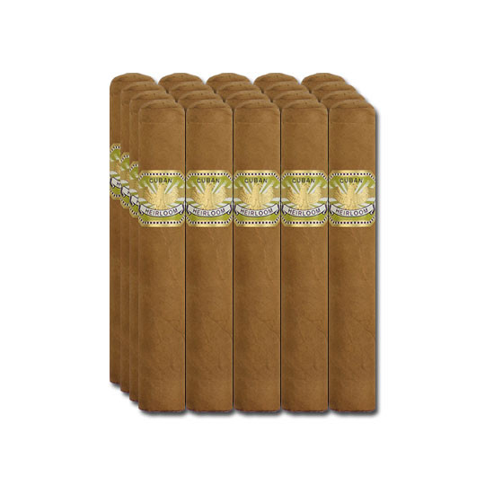 Cuban Heirloom Connecticut by Perdomo Robusto (4.88x50 / Mazo of 20)