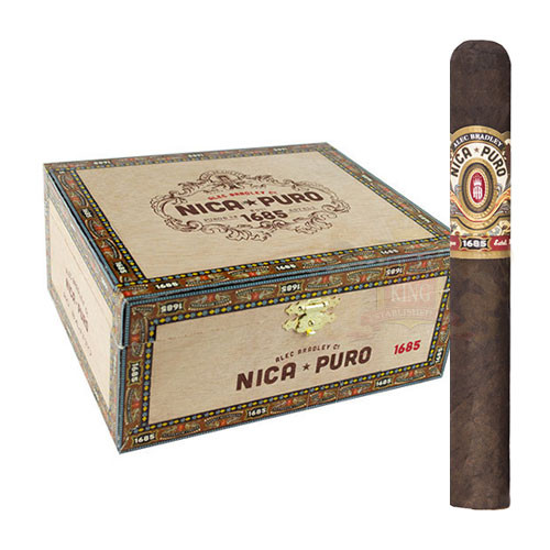Alec Bradley Nica Puro Toro (6x52 / Box 20)