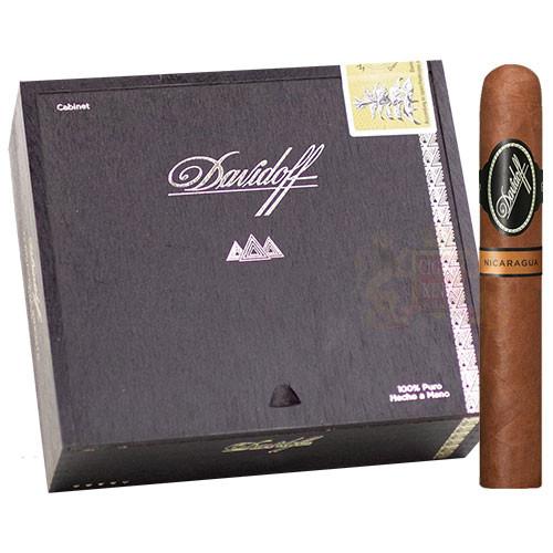 Davidoff Nicaragua Robusto Tubos (5x50 / Box 12)