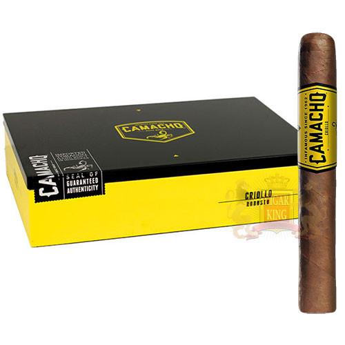 Camacho Criollo Toro (6x50 / Box 20)