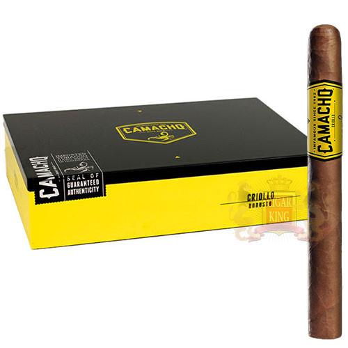 Camacho Criollo Churchill (7x48 / Box 20)