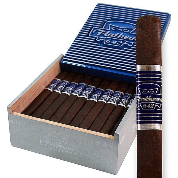 CAO Flathead Cigars