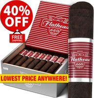 CAO Flathead V660 Carb (6x60 / Box 24) + 40% OFF RETAIL! + FREE SHIPPING ON YOUR ENTIRE ORDER!