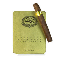 Padron Cortico Natural (4.25x35 / 1 Tin of 6)