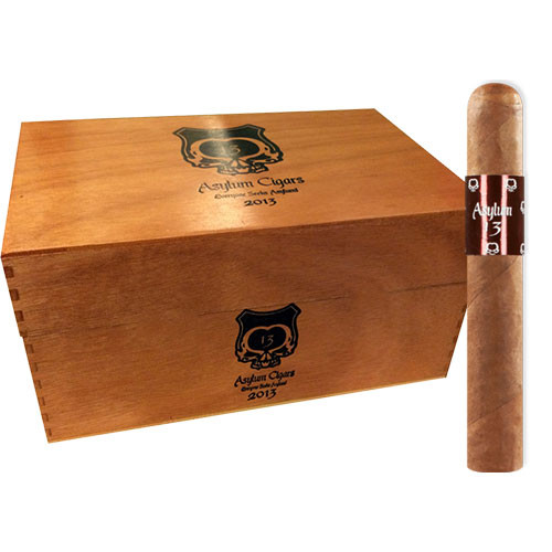 Asylum 13 Authentic Corojo Robusto (5x50 / Box 50)