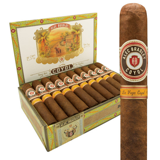 Alec Bradley Coyol Double Churchill (7x58 / Box 20)