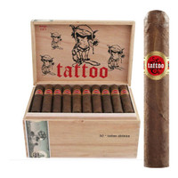 Tatuaje Tattoo Adivino Toro Grande (5.5x58 / Box 50)