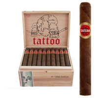 Tatuaje Tattoo Universo Toro (6x50 / Box 50)