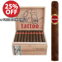 Tatuaje Tattoo Universo Toro (6x50 / Box 50) + FREE SHIPPING ON YOUR ENTIRE ORDER!