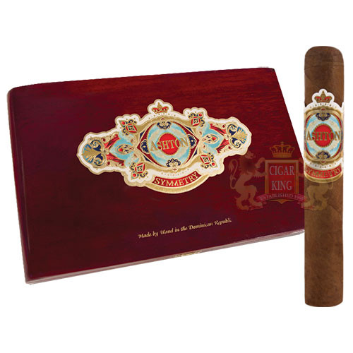 Ashton Symmetry Robusto (5x50 / Box 25)